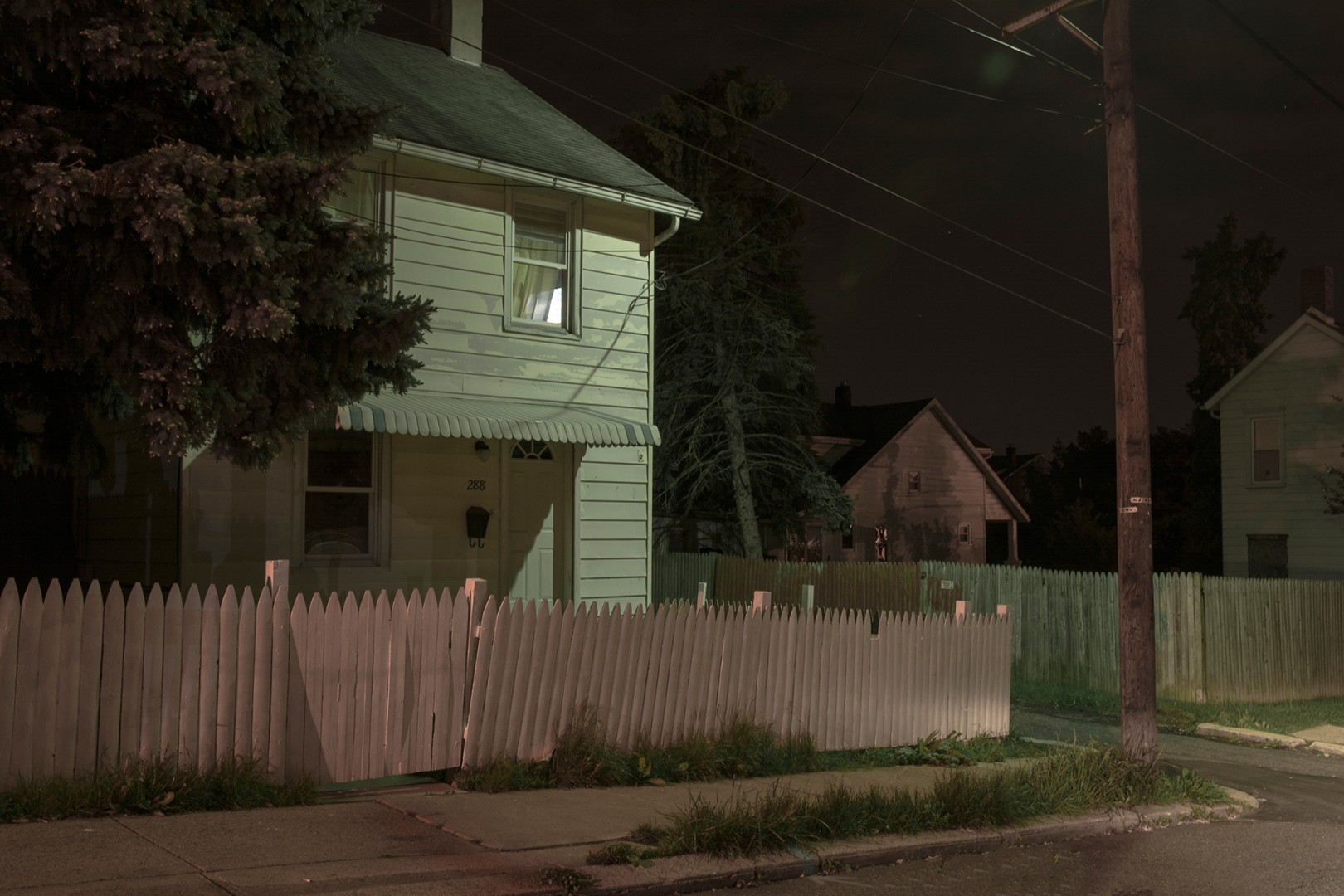 Real title is I Want an Yellow House with a White Picket Fence