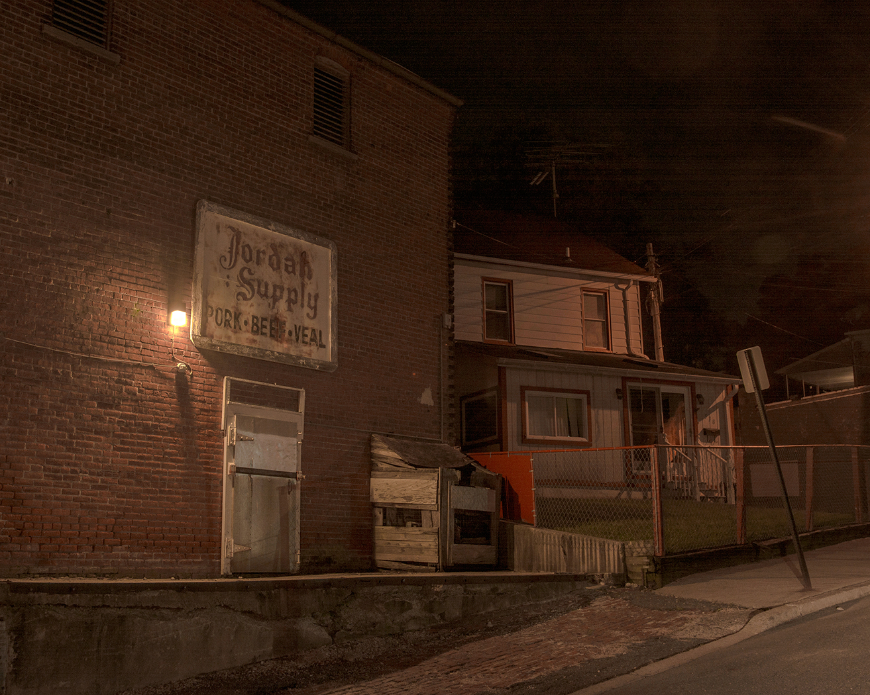 warehouse,night photography,urban landscape,