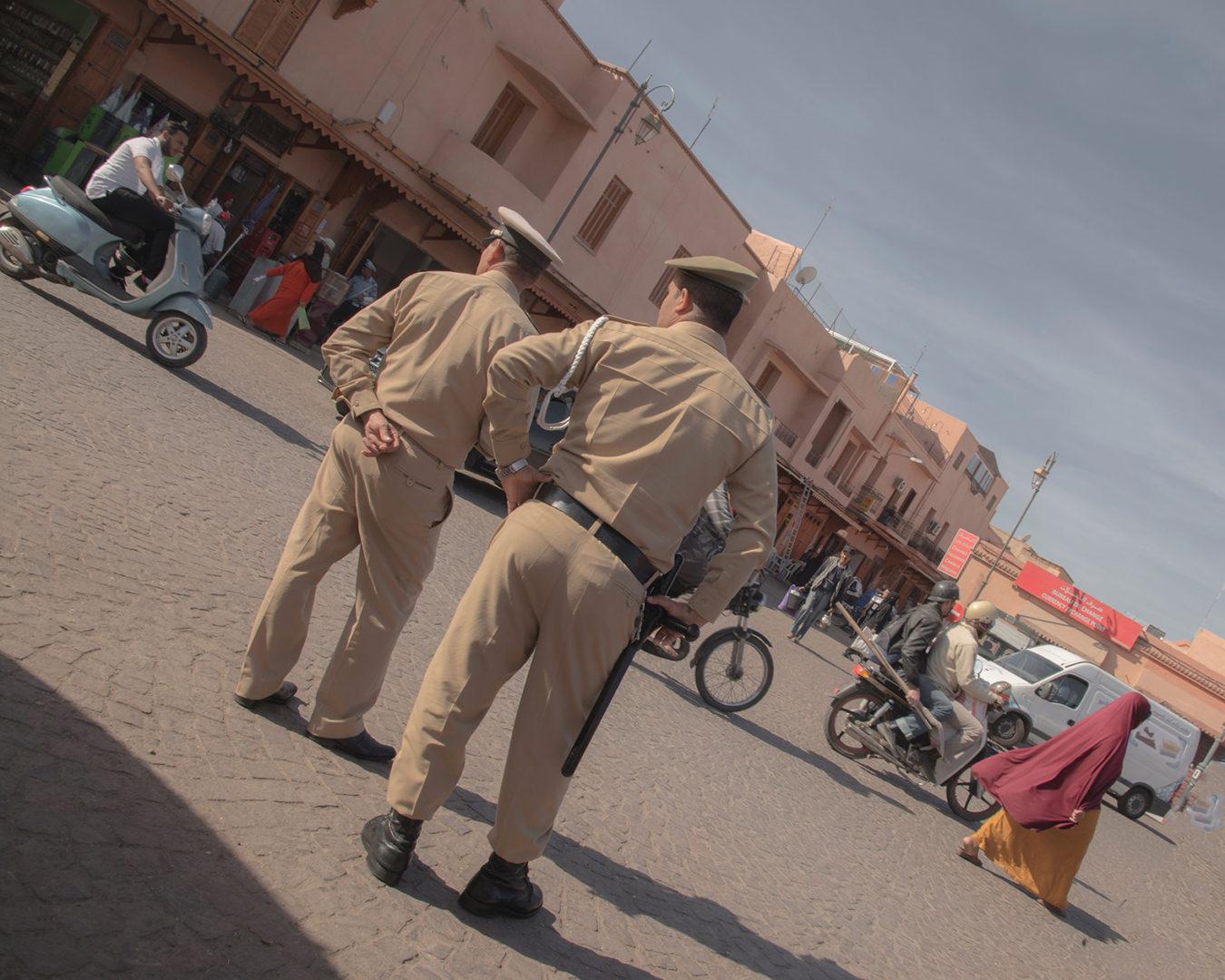 Marrakech Gendarme