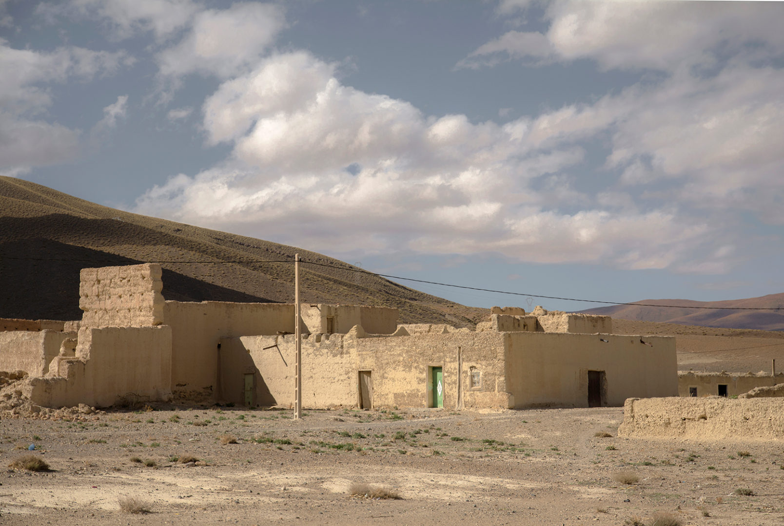 A house in the Mid Atlas