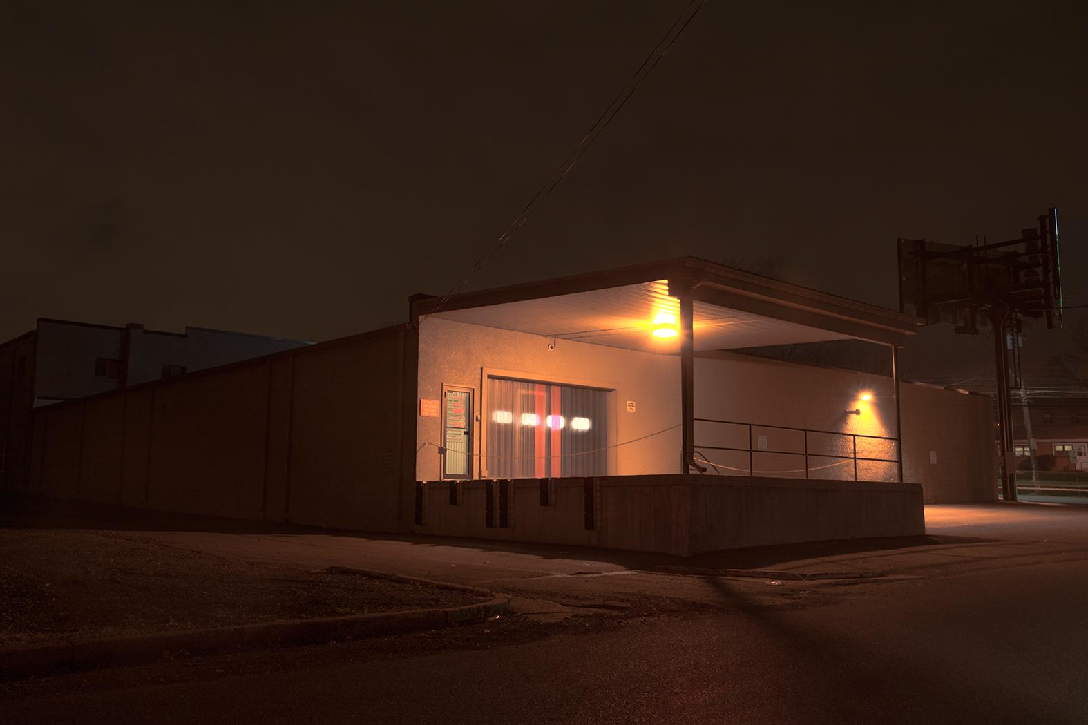 photo noir,thoughtful,dark,long exposure,night,easton,bethehem