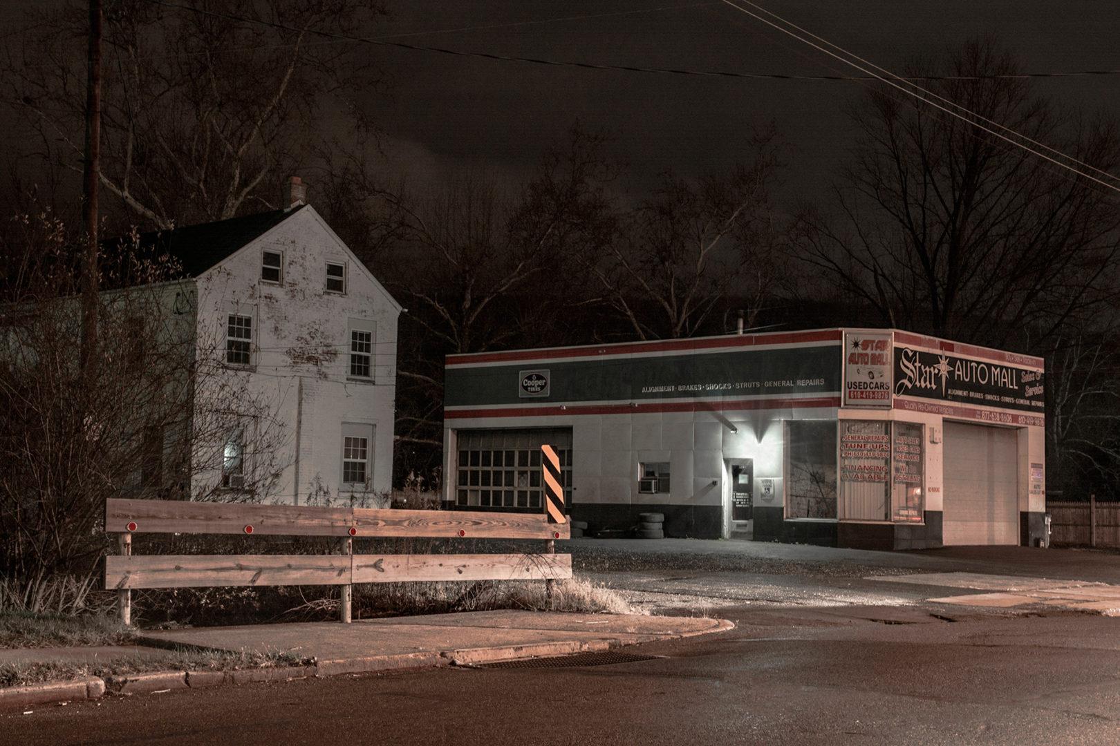 Star Auto repair shop in Freemansburg, Pennsylvania