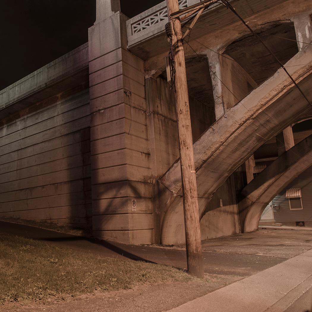 home,bridge,urban,night,landscape,photonoir