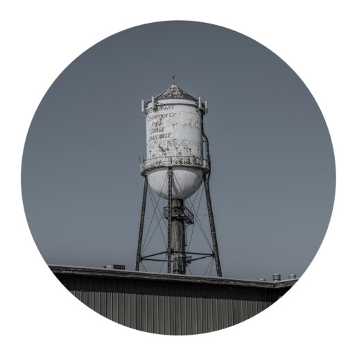 Allentown Watertower