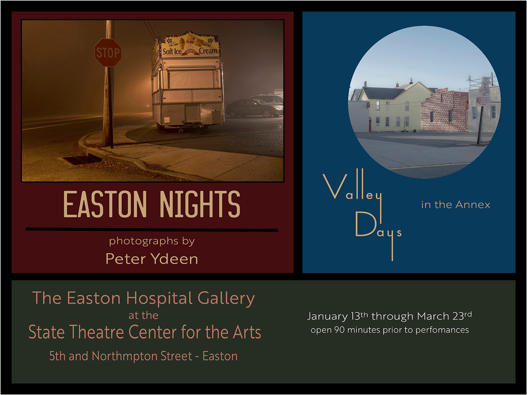 state theater, easton,